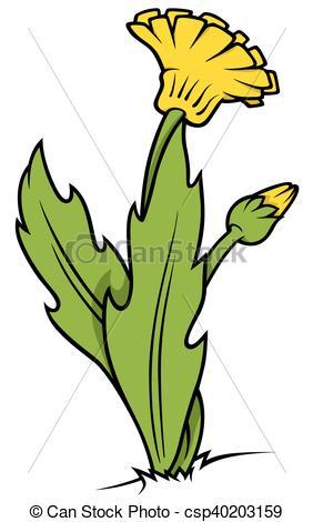 282x470 Yellow Dandelion Plant