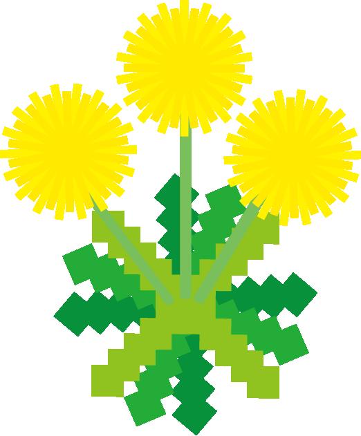 522x631 Dandelion Clip Art
