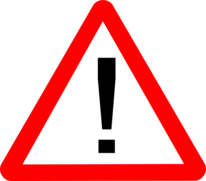 297x261 Danger Clip Art