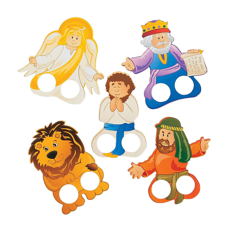 1500x1500 Daniel Amp The Lions' Den Finger Puppets, Hand Amp Finger Puppets