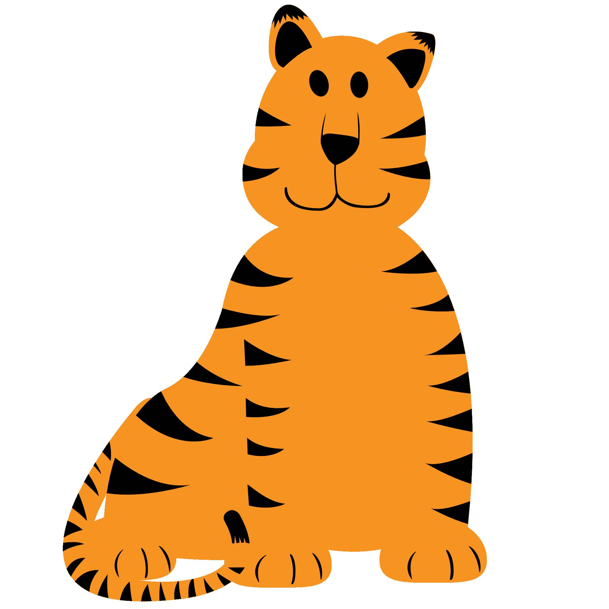1969x1969 Top 85 Tiger Clipart