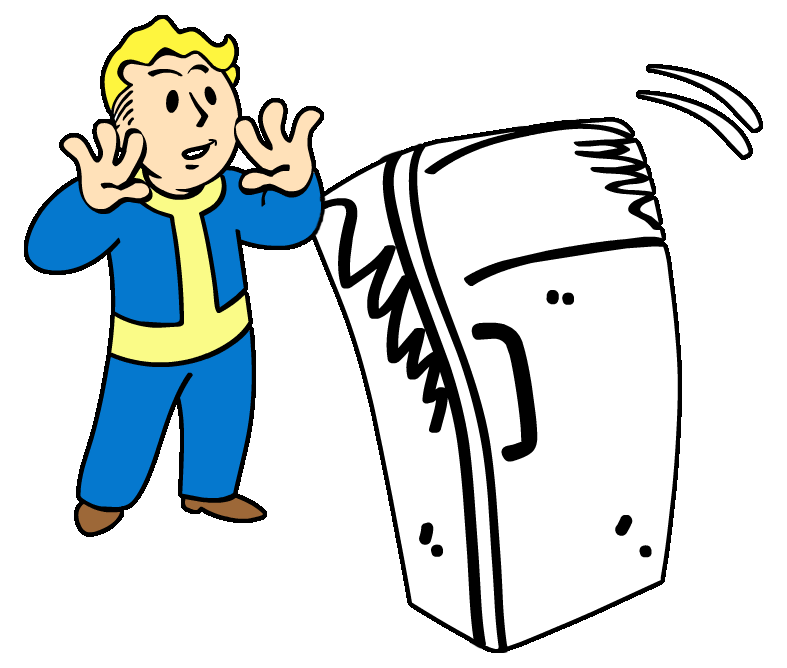 787x668 Can We Talk About The Art Of Vault Boy Fallout
