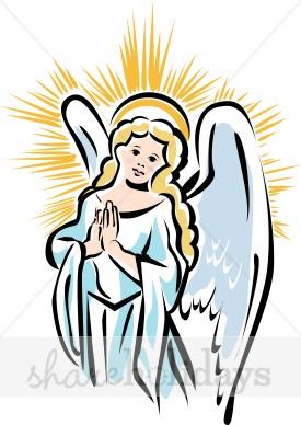 275x388 Angel Clipart Line Art
