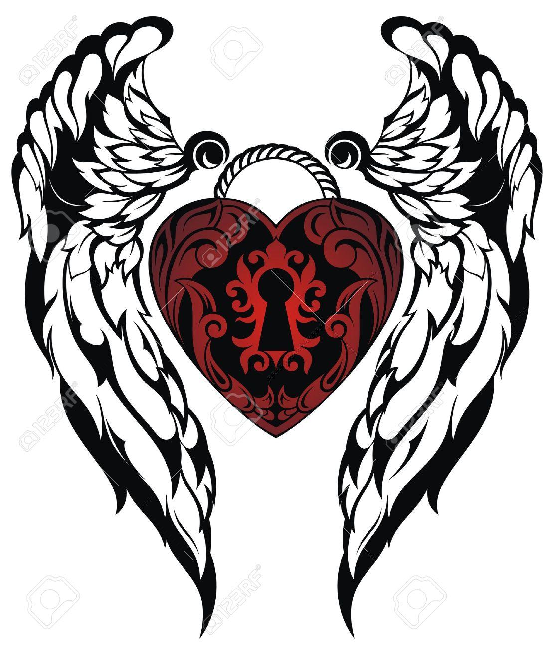 1107x1300 Angel Wings