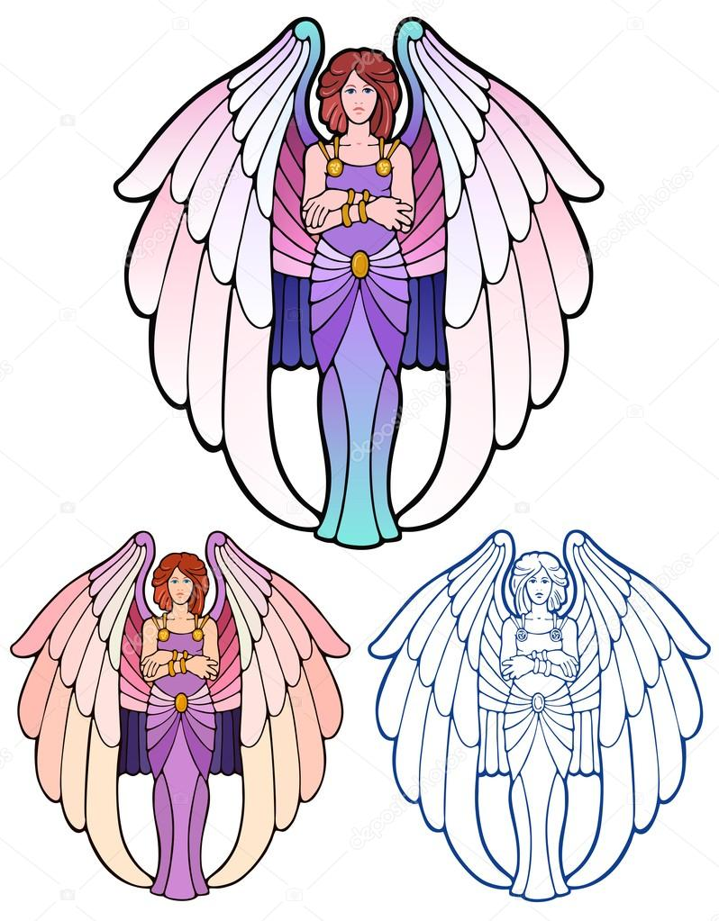 798x1023 Winged Lady Fairy Clipart, Explore Pictures