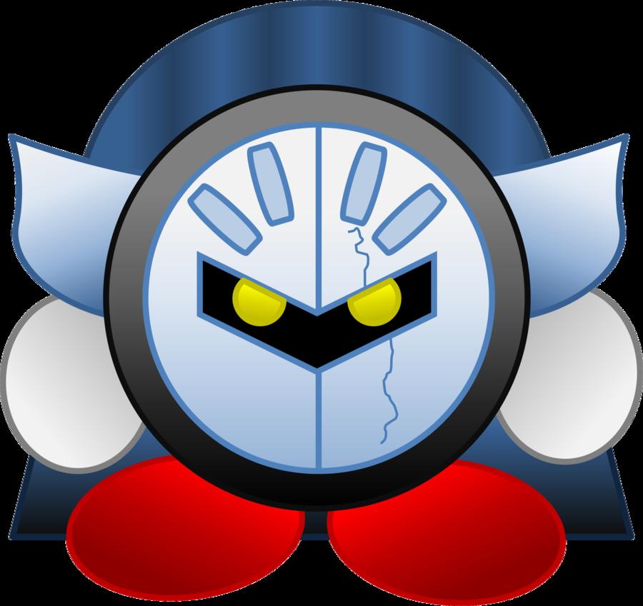 900x849 Dark Meta Knight By Supersonix07