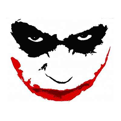 400x400 Collection Of Joker Clipart Dark Knight High Quality, Free