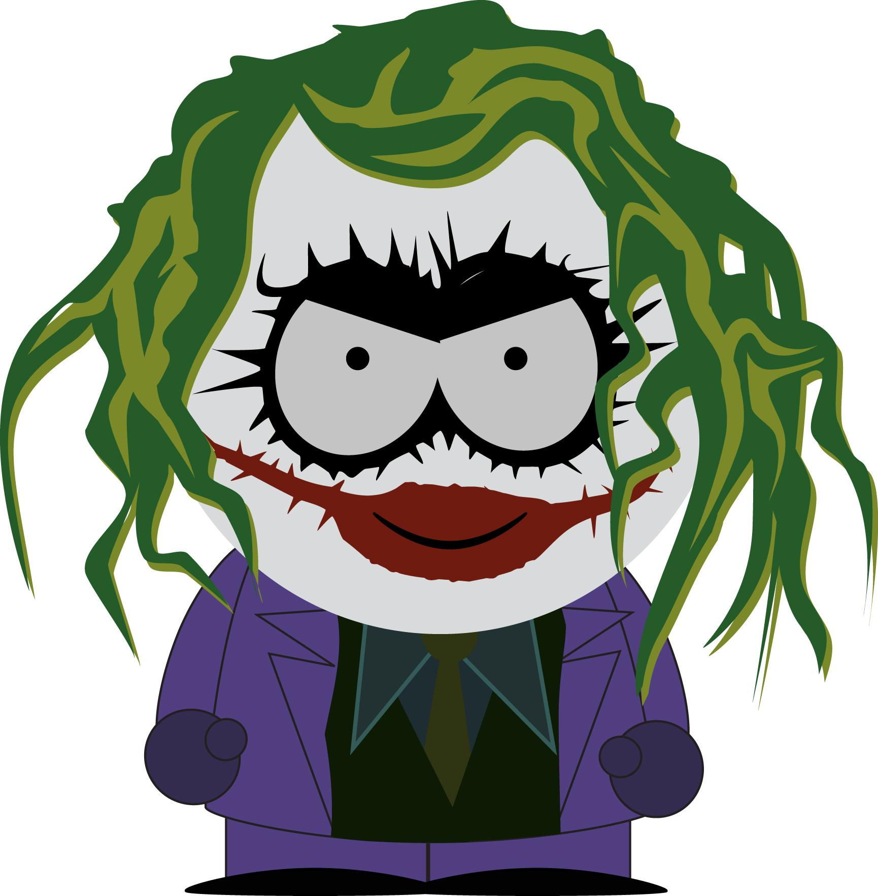 1730x1765 Batman South Park Style The Dark Knight Rises Mike Belgrave'S
