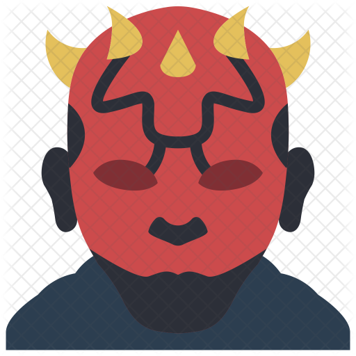 512x512 Darth Maul Icon