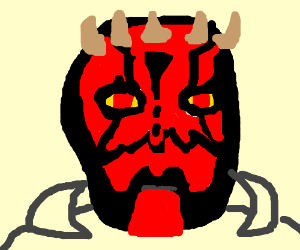 300x250 Darth Maul