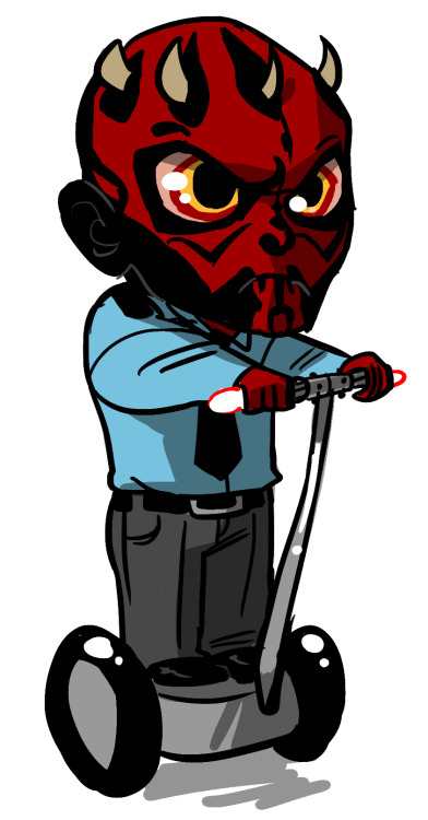 392x750 Darth Maul Cop Tumblr