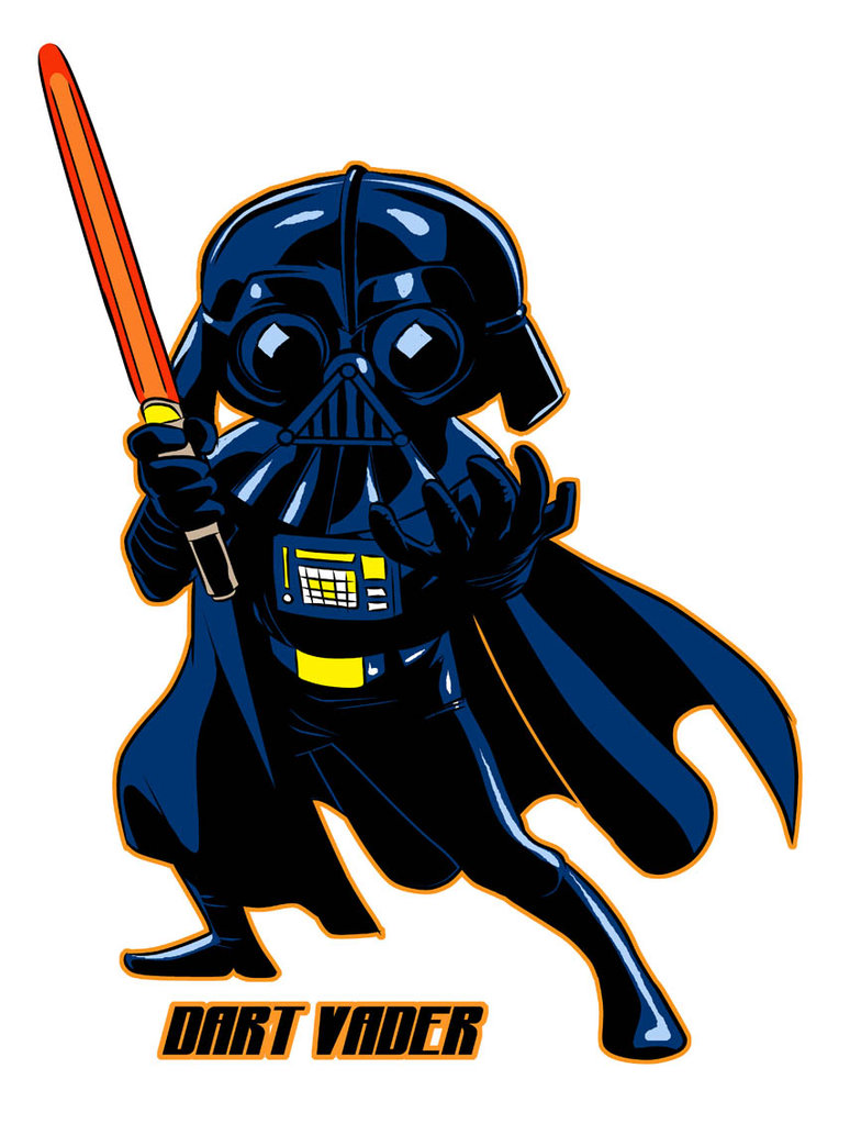 774x1033 Darth Vader T Shirt Design By Kofee77