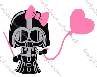 340x270 Darth Vader Daughter Etsy