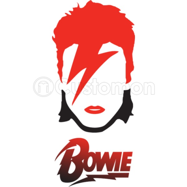 600x600 David Bowie Kids Tank Top