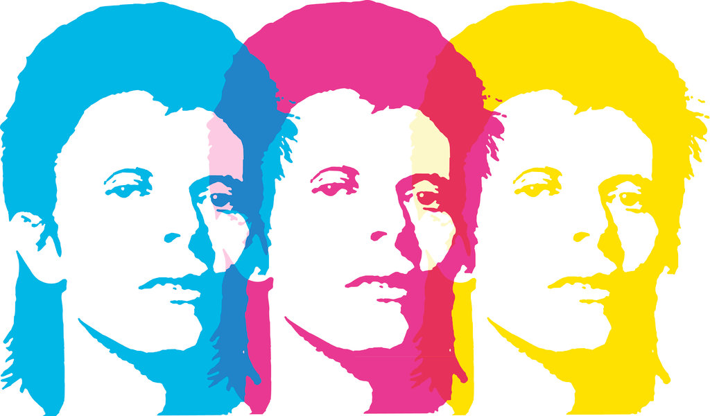 1024x600 David Bowie Stencil By Artistadenegro