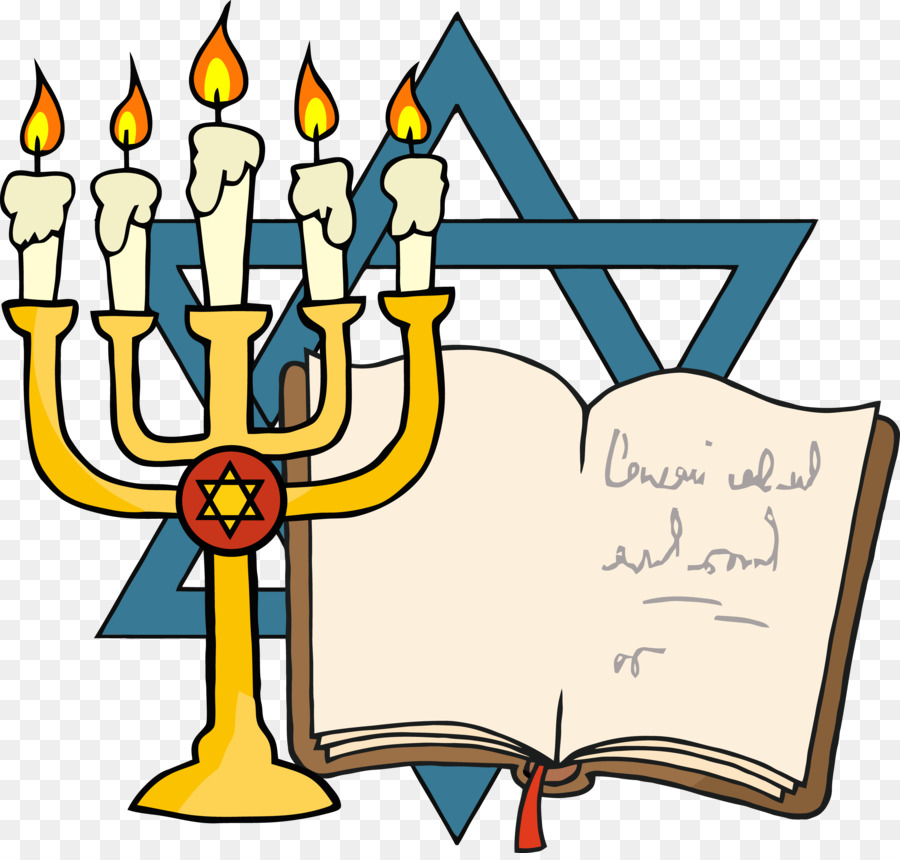 900x860 Menorah Star Of David Hanukkah Judaism Clip Art