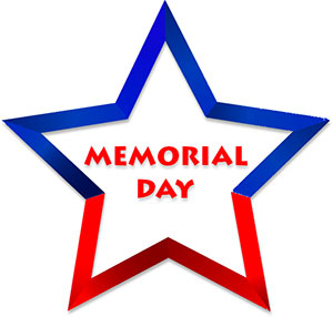 300x286 Free Memorial Day Clipart
