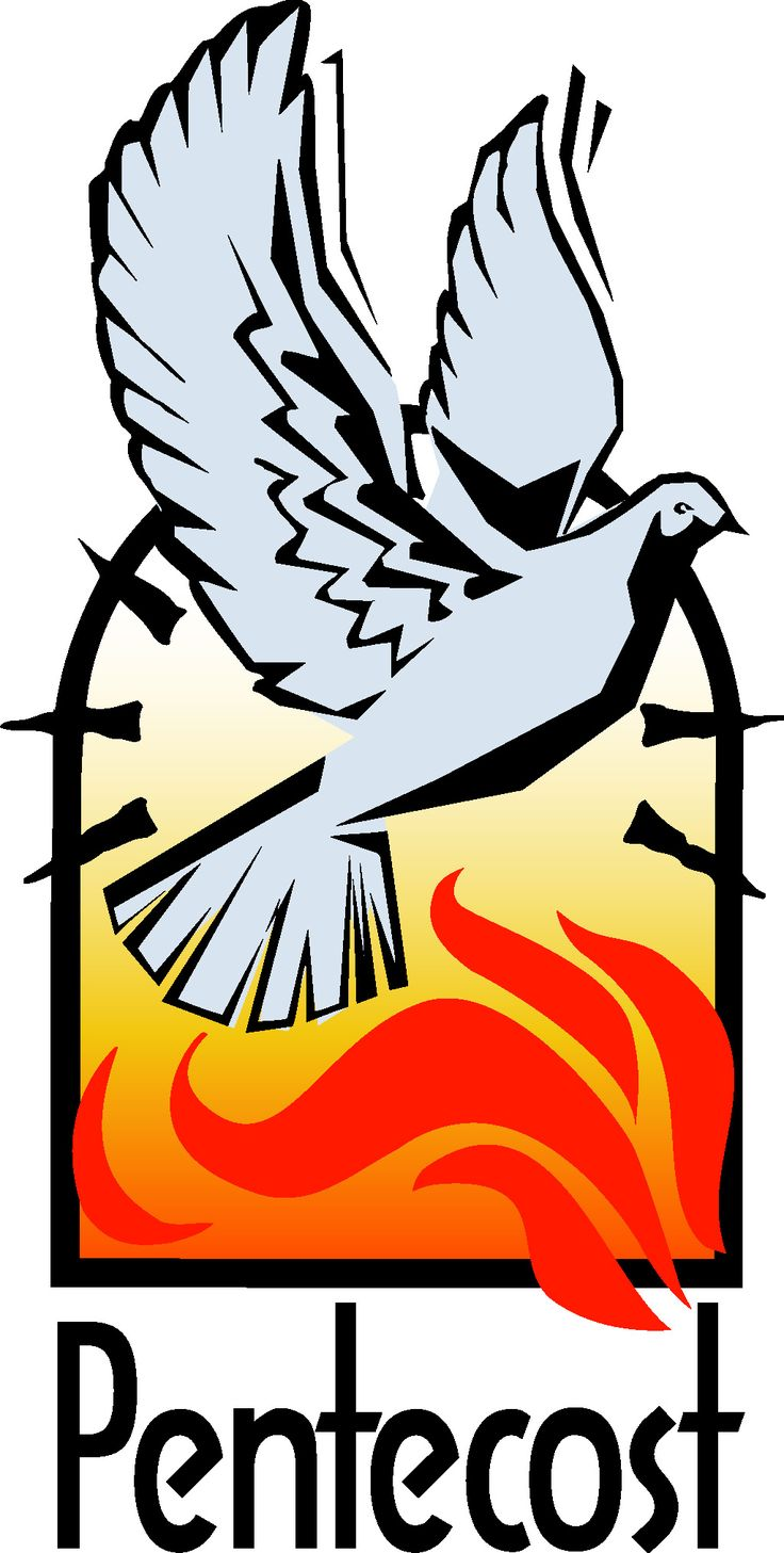 Day Of Pentecost Clipart