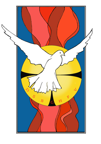 400x571 Lynne Beard Design Day Of Pentecost