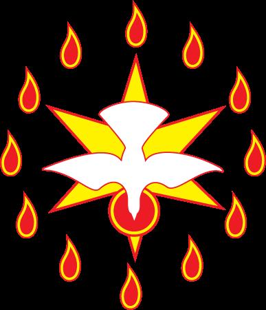387x450 Pentecost