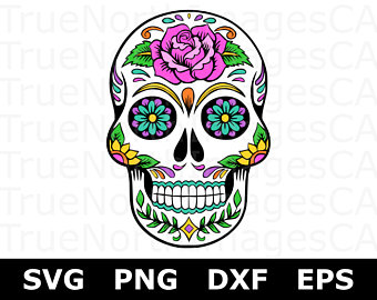 340x270 Day Of The Dead Clipart
