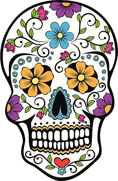 401x612 Precious Day Of The Dead Clipart Royalty Free Dia De Los Muertos