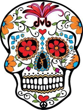 285x380 Day Of The Dead Clipart Mask