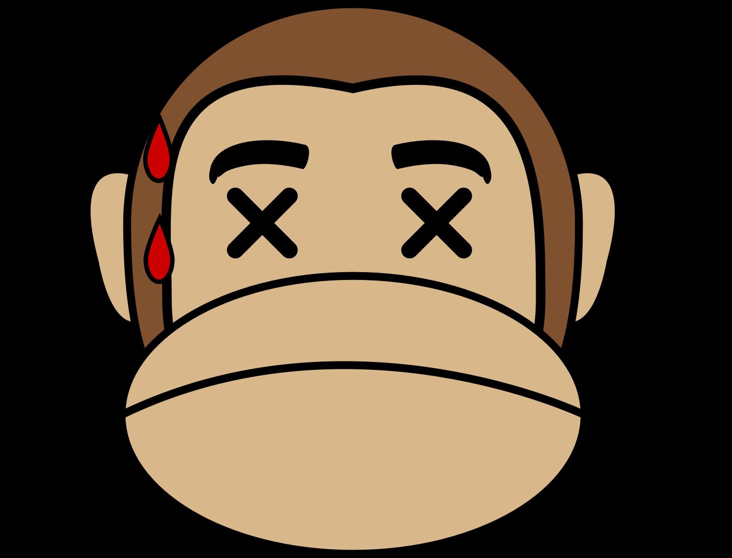 1491x1136 Dead Clipart Emoji