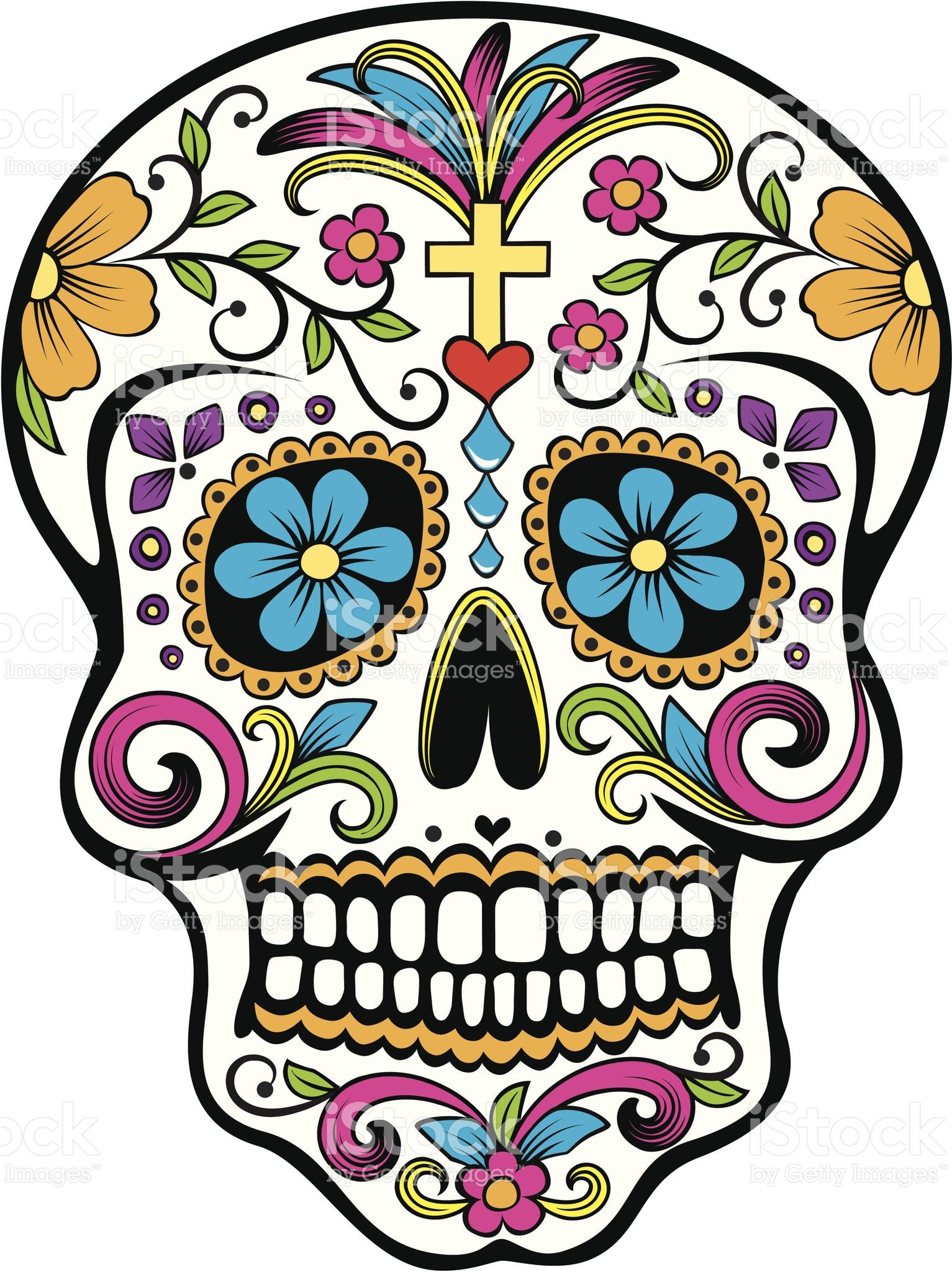 1533x2048 Vector Illustration Of A Mexican Celebrated Holiday