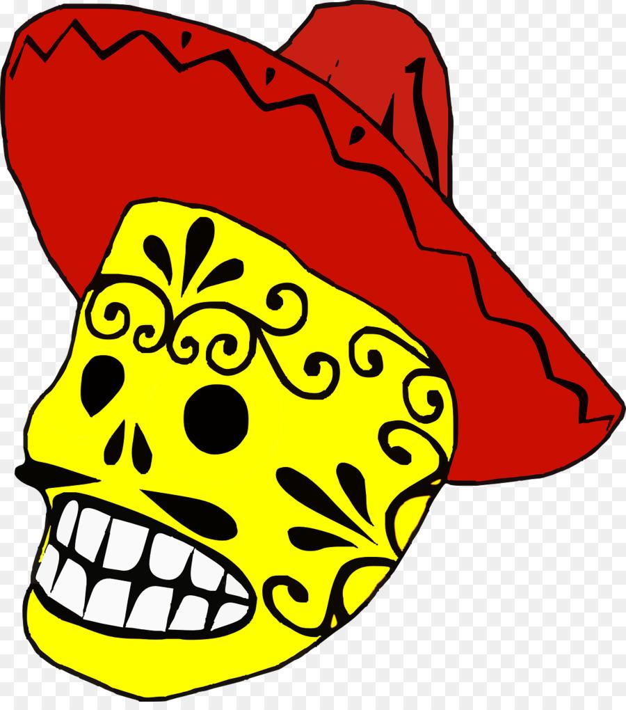 900x1020 Calavera Mexican Cuisine Day Of The Dead Clip Art