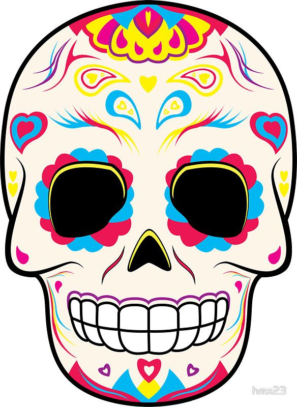 584x800 Day Of The Dead, Sugar Skulls, And The Question Of Cultural
