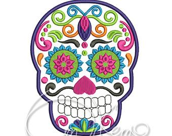 340x270 Sugar Skull Digital Stamp Day Of The Dead Digital Stamps
