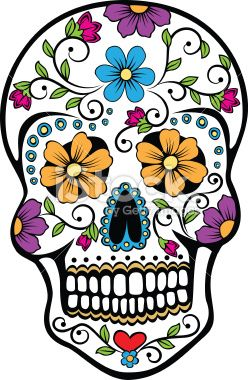 248x380 Vector Illustration Of A Mexican Celebrated Holiday