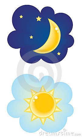270x450 Changing To Night Clipart Day Night