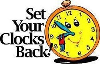320x204 Collection Of Clipart For Daylight Savings Time Fall Back