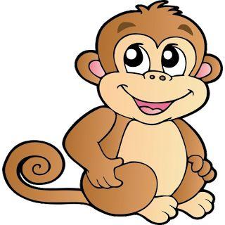 320x320 Monkey Clip Art Free Clipartlook