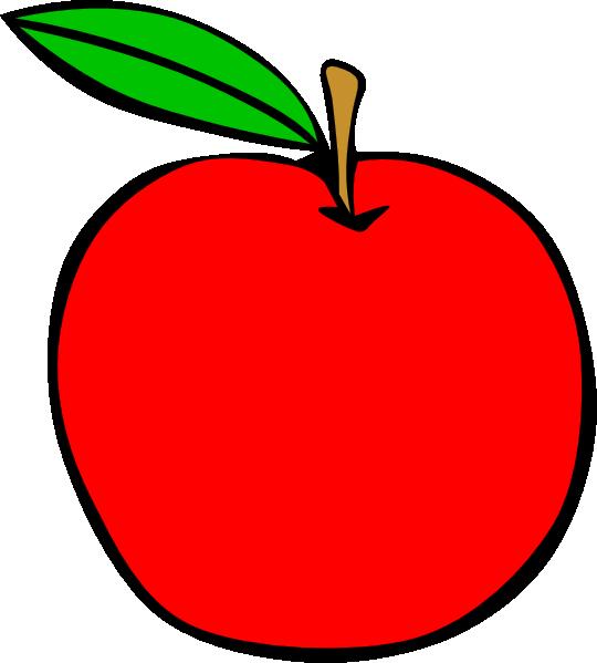 540x599 Fruit Clipart