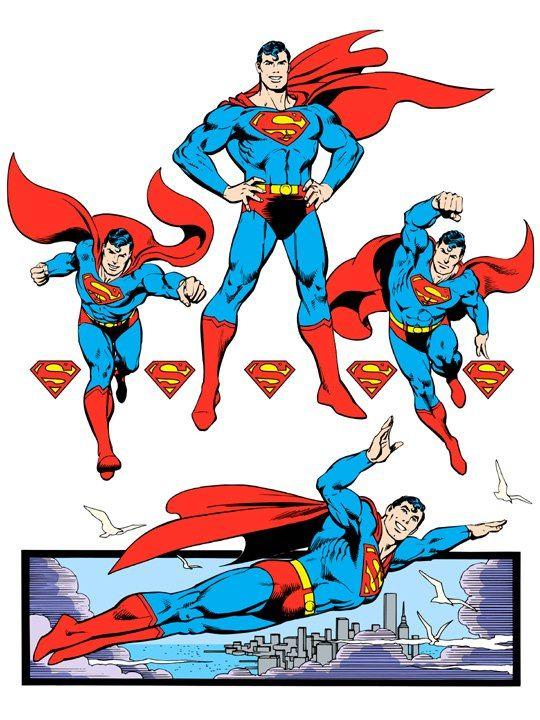 Dc Comics Clipart