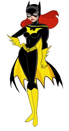 236x446 Batgirl Clipart Bruce Timm