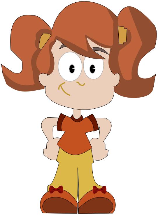 542x738 Cartoon Girl Dc Super Hero Girls Clip Art Images Cartoon Png