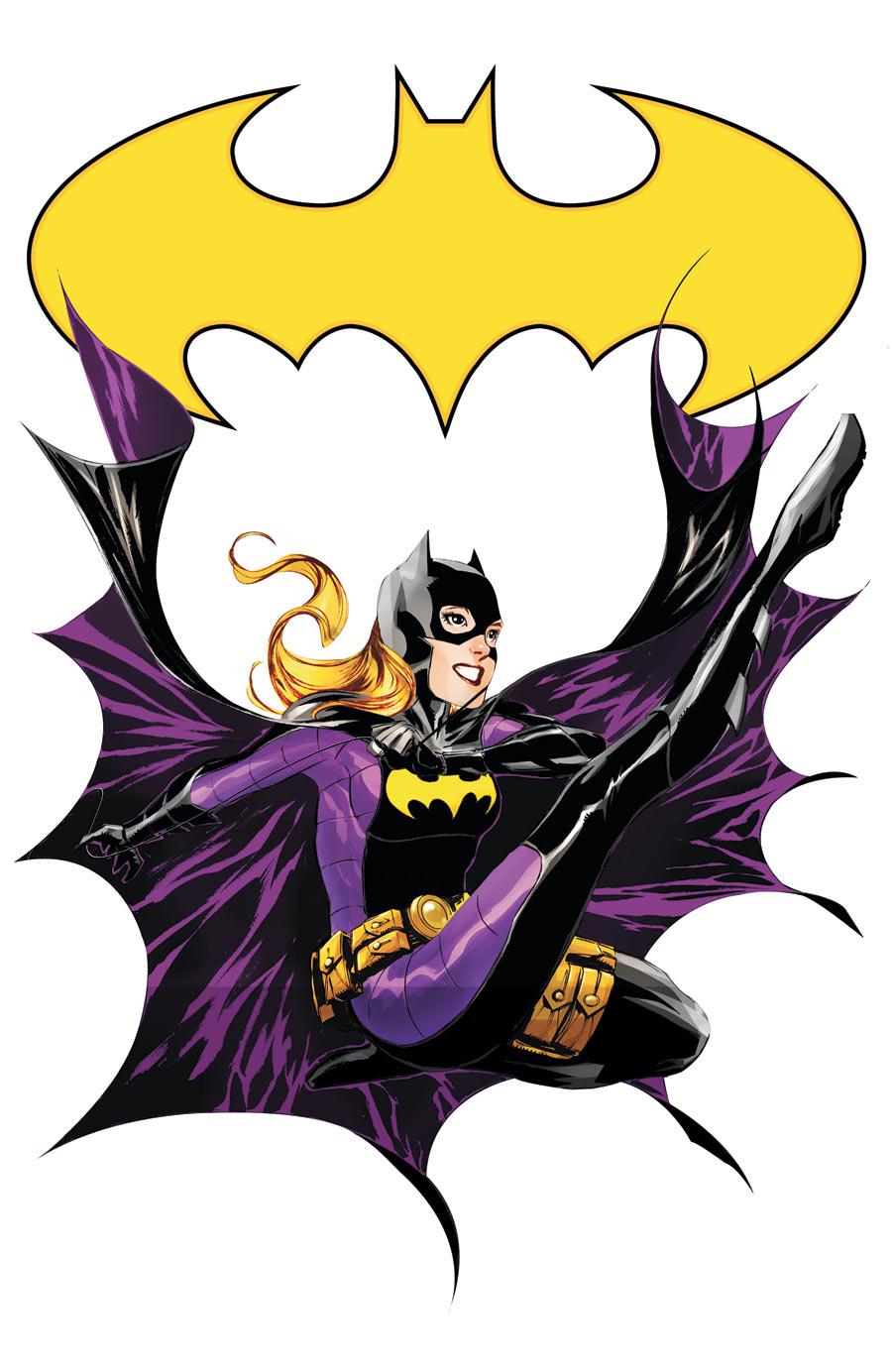 900x1384 Batgirl Clipart Batwoman