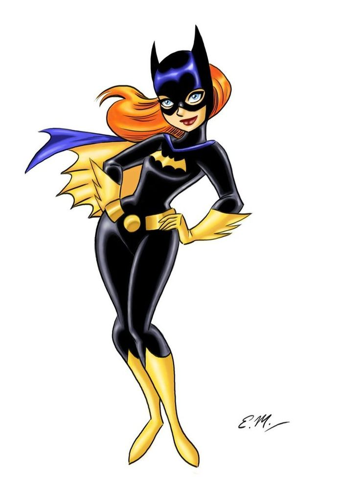 736x980 Batgirl Clipart Comic Book