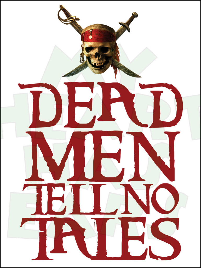 769x1024 Dead Men Tell No Tales Pirates Of The Caribbean Instant Download