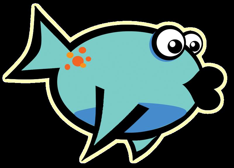 800x573 Dead Cartoon Fish Group 63