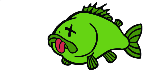 dead fish clipart at getdrawings com free for personal use dead rh getdrawings com dead fish cartoon drawing dead fish cartoon bones