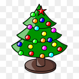 260x260 Free Download Christmas Tree Animation Christmas Ornament Clip Art