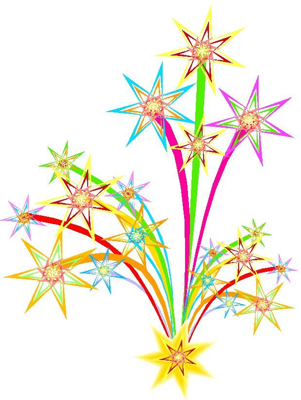 618x821 Firework December Clipart, Explore Pictures