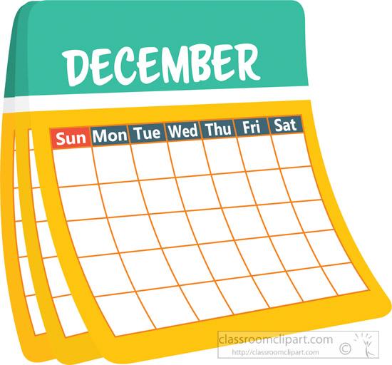 550x512 December Calendar Clipart December Calendar Hi
