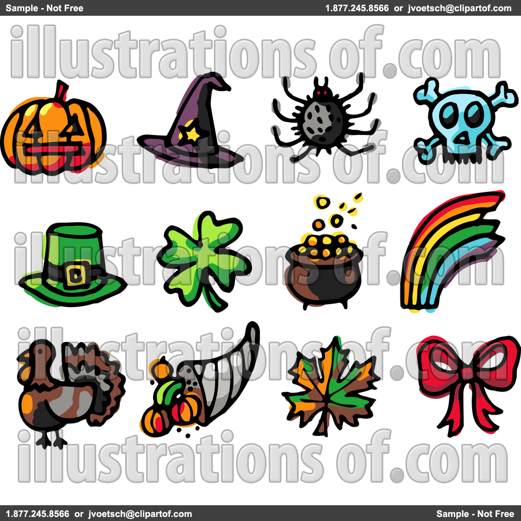 1024x1024 Holiday Clip Art For Address Label Clipart Panda