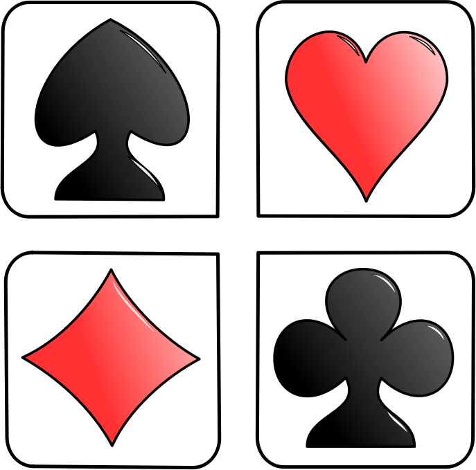 687x679 Cards By Anonymous Alicja Anonymous And Playing Cards